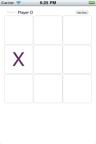 Screenshot Tic-Tac-Toe-