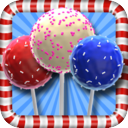Cake Pop Fair Food Candy Maker - Fun FREE Cooking Game for Kids and Girls mobile app icon